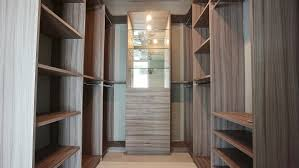 a custom closet designed by spazio closet in miami florida