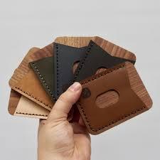 diy kit clifford card wallet