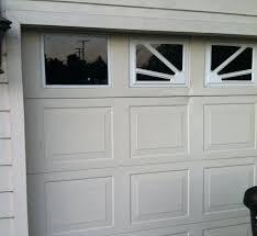 replace garage door glass inserts in wonderful home decoration removing plastic garage door window inserts the