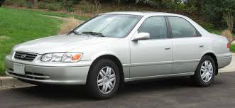 Toyota Camry 2.0 2000 Technical specifications   Interior and ...