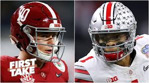 Alabama vs. Ohio State ...