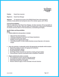 Store Manager Resume Sample You can start writing assistant store manager resume by 15