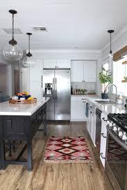 ss handsed antique hickory laminate flooring ss handsed antique hickory laminate flooring nonas kitchen full reveal
