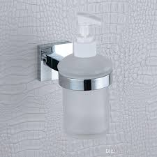 hand wash soap dispenser. Contemporary Wash Glass Liquid Soap Dispenser Pump Wall Mount Hand Wash Shower Detergent  Shampoo Chrome Lotion For Bathroom Hotel And  Inside D