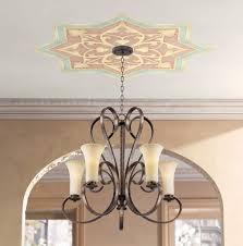 unique repositionable ceiling medallions design dossier
