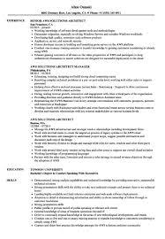 Architectural Resume Examples Soaringeaglecasino.us Image| Resume ...