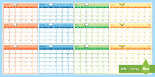 planning calendar template 2018 academic year monthly calendar planning template 2017 2018