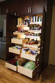 Image Tall Pull Out Shelving Pantry Solutions Shelfgenie Pantry Pull Out Shelves Custom Shelves shelfgenie