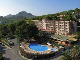 Prima Hotel überhalb von Cala Radjada - Na Taconera, Font de Sa Cala ...