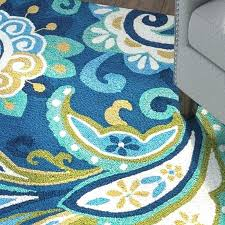 blue and yellow outdoor rug indoor area aurora rugs carpet royal