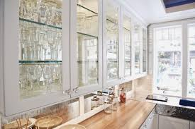 glass door kitchen cabinets elegant glass for kitchen cabinet doors added with neutral nuance