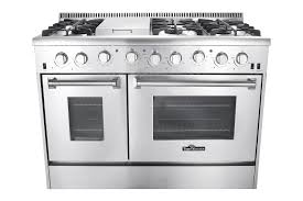 kitchenaid 48 inch range. top 5 thor kitchen 48 inch gas range with 6 burners and double review kitchenaid