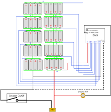 e39f397b47d679aae50cd0023b3470d246e71ce3 10s4p wiring diagram, bypass bms, does this look right? esk8 on bms wiring diagram