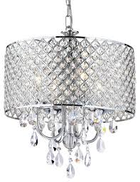 ideas crystal drum chandelier or 4 light crystal drum shade chandelier chrome contemporary chandeliers 38 swarovski ideas crystal drum chandelier