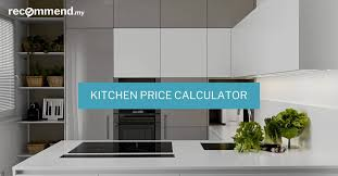 kitchen renovation estimator