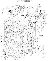 ge spectra oven wiring diagram wiring diagram and fuse box ge refrigerator wiring diagram at Ge Oven Jbp47gv2aa Wiring Diagram