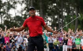 Tiger Woods wins Masters Tournament 2019