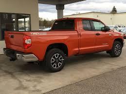 New 2018 Toyota Tundra 4 Door Pickup in Kelowna, BC 8TU4583