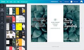 Free Online Brochure Maker Design A Custom Brochure In Canva