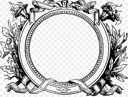 Picture Frames Borders and Frames Ornament Clip art ornate png