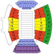 Va Tech Lane Stadium Seating Chart Westlund Blog May 2010