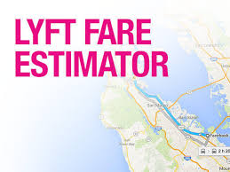 Lyft Fare Estimator → Lyft Cost Estimate Online Extraordinary Lyft Fare Quote