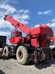 Grove Rt760 Load Chart Grove Rt760 Crane For Sale In Saint Mathieu De Beloeil