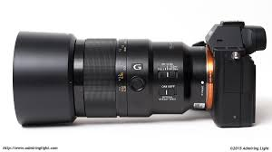 sony 90mm macro. the lens hood provides good coverage but adds size sony 90mm macro 0