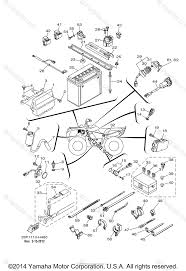 wiring diagram for 2009 yamaha grizzly wiring diagram split yamaha atv 2009 oem parts diagram for electrical 1 partzilla com wiring diagram for 2009 yamaha grizzly