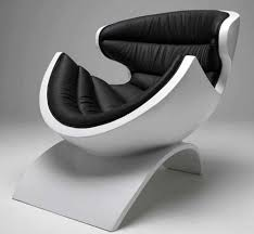 Image Bed Futuristic Furniture Modern Futuristic Armchair P38 Chair By Owen Edwards deidré Wallace Pinterest Futuristic Furniture Modern Futuristic Armchair P38 Chair By Owen