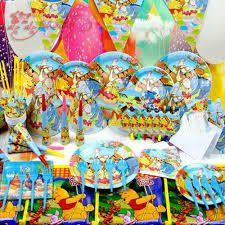 Bargain Party Decorations Aliexpresscom Buy A Bargain Food Grade Security Birthday Party