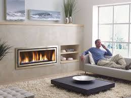 fireplace ideas for small living room. gas fireplace ideas | modern-small-living-room-with-ventless- for small living room