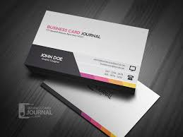business card templates download http businesscardjournal com unique modern corporate