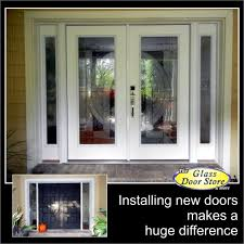 entry door with sidelights installation charge. replace double front doors with sidelights modern glass door inserts entry installation charge r