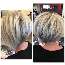 My Next Haircut účesy Krátké Vlasy Vrstvené účesy Y Vlasy