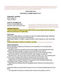 Resume Examples Templates This Is The Best Format How To Do A Make