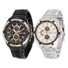 geneva men watches best watchess 2017 geneva platinum men 39 s anese quartz chronograph style link watch