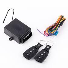 Wholesale Universal Car Locking System Remote Central Kit Door ...