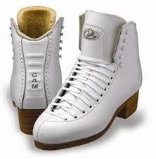 Gam Figure Skates Size Chart Gam Bronze Label Figure Skate Boots For Sale Ice Skates