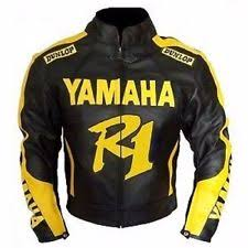 yamaha leather jacket. yamaha r1 black motorbike racing leather jacket ce approved protection yamaha leather jacket