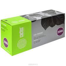 Тонер-<b>картридж</b> Cactus CS-<b>TN2080</b>, черный, для лазерного ...