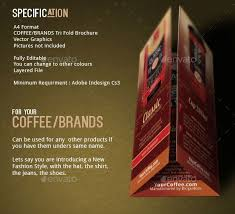Coffee Brands Brochure Template By Blogankids | Graphicriver