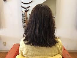 くせ毛でチリチリならゆるふわパーマをするという選択 総社市 美容室