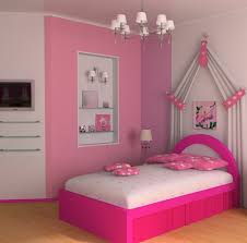 Pink Bedrooms Girls Bedroom Pink