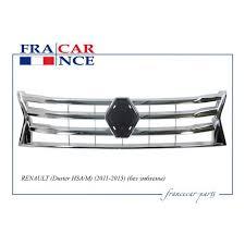 Francecar FCR210257 <b>Решетка радиатора</b> ХРОМ без эмблемы