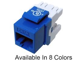 cat6 keystone jack component rated primus cable cat 6 keystone jack mig component rated 180° high density data jack