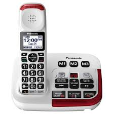 panasonic kx tgm420w amplified phone