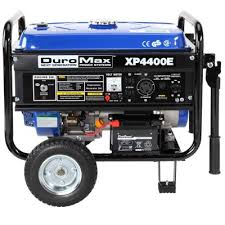 DuroMax XP4400E RV Grade 4400 Watt 70 Hp Gas Generator w Electric