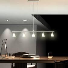 Wohnzimmer Lampe Decke Led Dimmbar Beleuchtung Hohe Richtig Mit