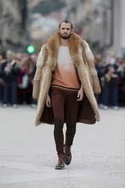 fall winter 2016 2016 fur coats for men